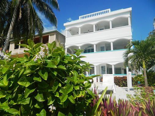 beach front condos belize