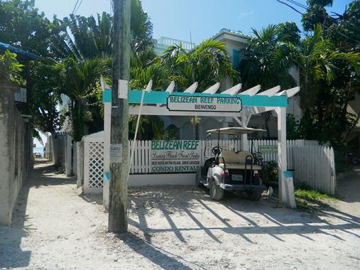 belizean reef beachfront condos