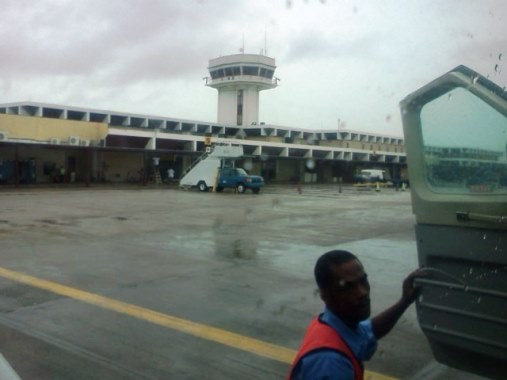 belize airports