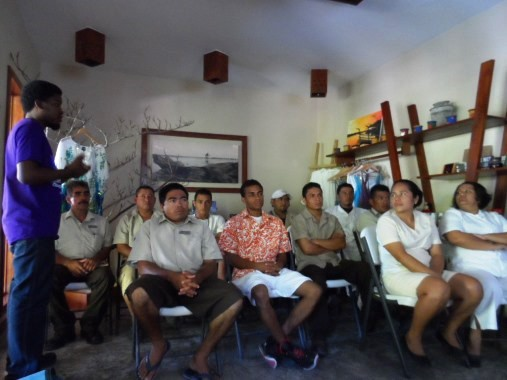 first aid training belize
