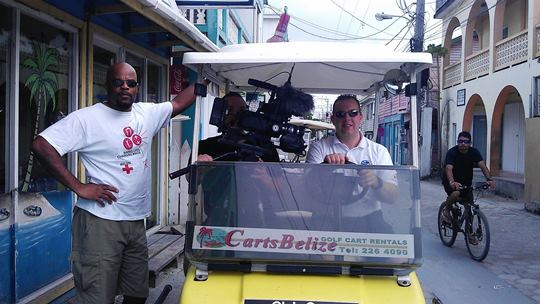 anthony anderson san pedro belize red cross