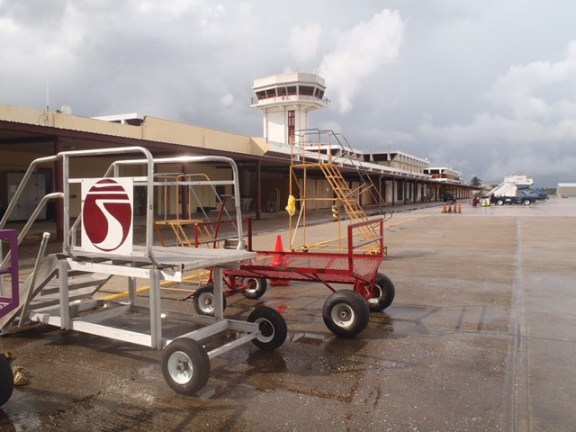 international airport belize