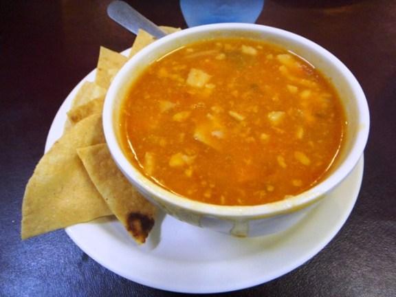 simple bean soup