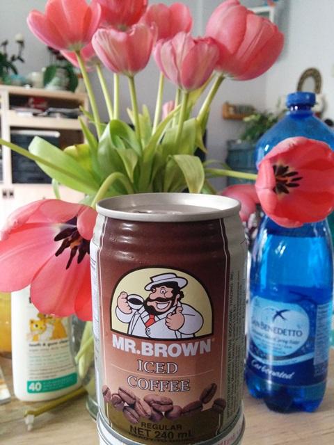 mr brown iced coffee