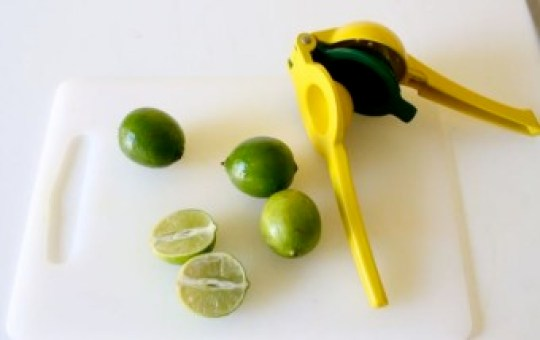 metal lime squeezer