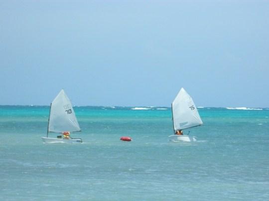 san pedro sailing club belize
