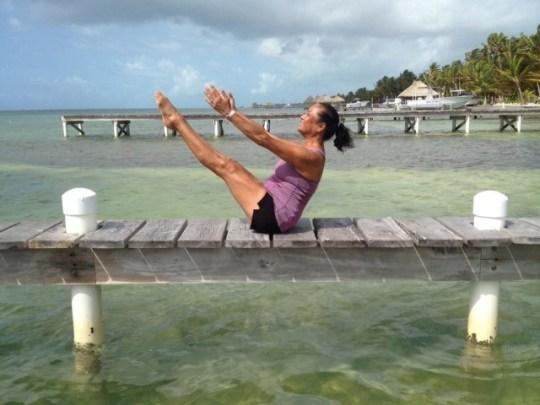 pilates class san pedro