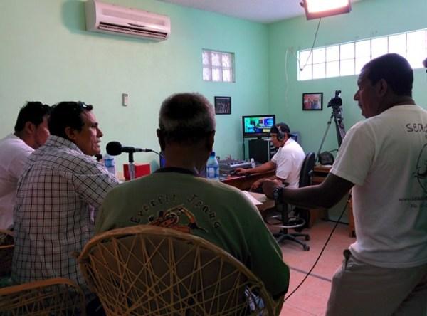 telethon at reef radio and tv belize