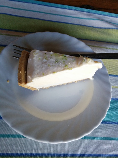 keylime pie belize