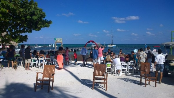 belize weddings