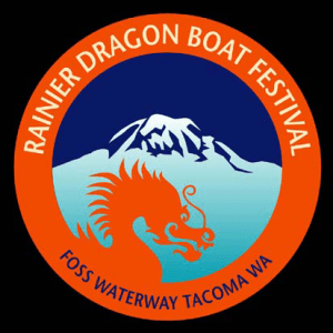 Logo for Rainier Dragon Boat Festival