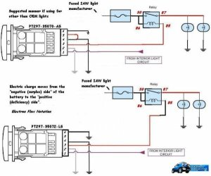 Need OEM Fog Light Switch Wiring Diagram | Taa World