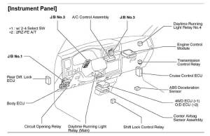 2003 Toyota Taa Tail Light Wiring Diagram  Somurich