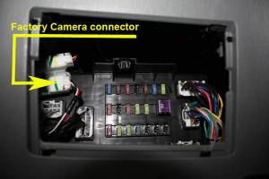 OEM Backup Camera connected to after market radio  Toyota Nation Forum : Toyota Car and Truck