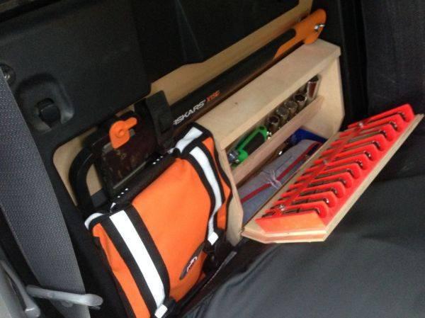 Portable Generator Shelter Kit