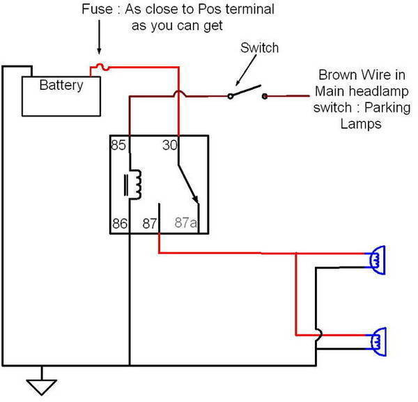 4 wire relay diagram 4 image wiring diagram relay wiring diagram 4 pole relay auto wiring diagram schematic on 4 wire relay diagram