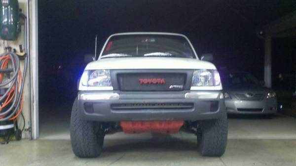 1998 Toyota 4runner Fog Lights
