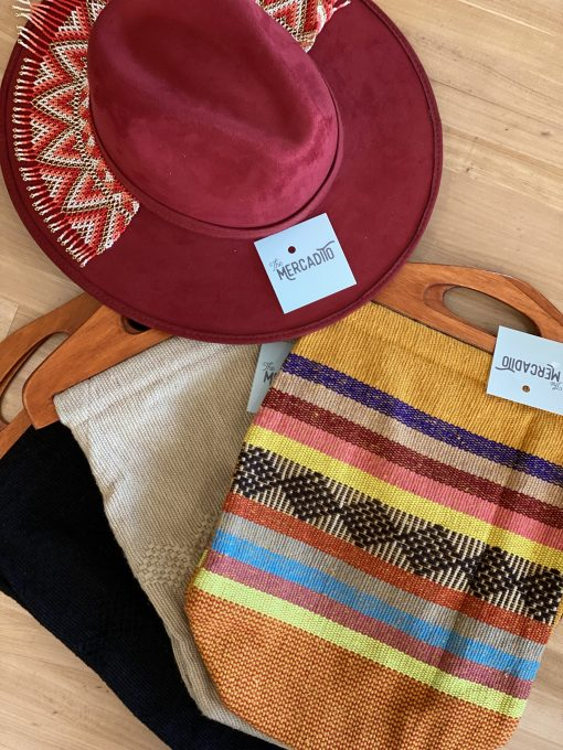 handmade mexican bags