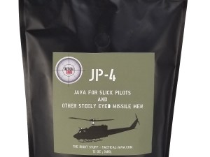 JP-4 Coffee for everyday heroes