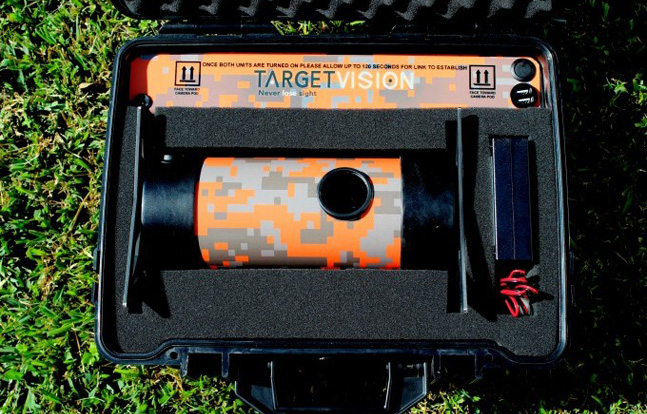 Targetvision Wireless Camera System Video New Product