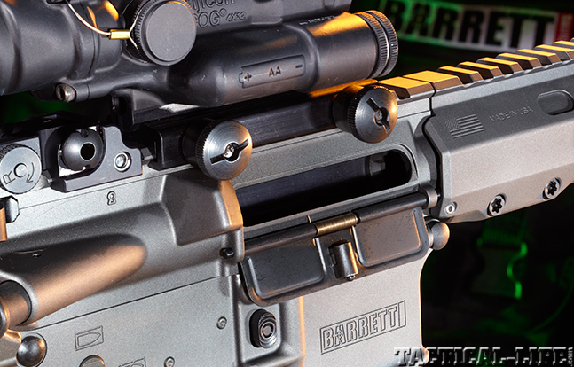 Gun Review: Barrett REC7 Gen II 5.56mm