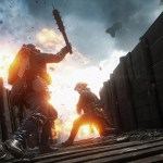 First-Person Shooter Video Games Battlefield 1