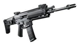 Gun Test: The Bushmaster ACR Enhanced and Its Caliber Conversion Kit –  Tactical Life Gun Magazine: Gun News and Gun Reviews