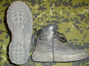 3758e7f6314 Ecco Track støvle (Købt privat 1999) Super komfort, vandtæt med goretex, så  ikke fedt at få vand ind fra oven. Sålen selvdestruerede på begge par jeg  havde.
