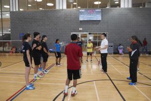 Coaching Camp: Brampton, Canada (2014)