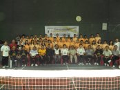Coaching the Mizoram State Team, India (2010)