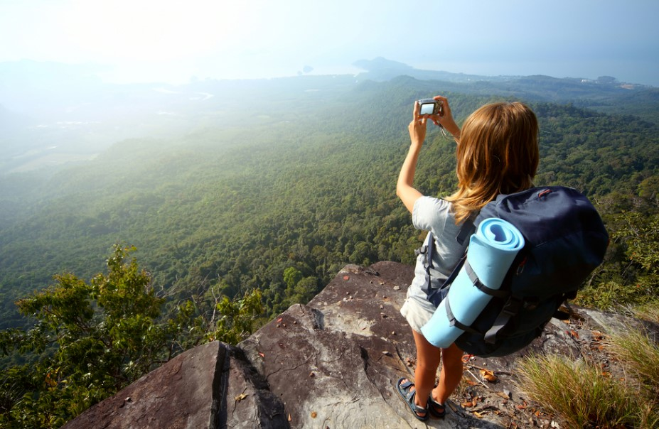 How to Take Awesome Hiking Pictures