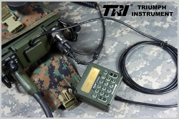 Tri Instrument Prc 117g Versatile Two Stage Fm Radio For