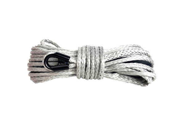 """1/4"""" Silver Winch Rope"""