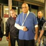 Suspenden de la Policía a agente acusado de matar a tres compañeros