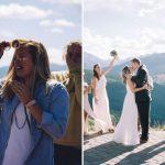 Sorprende a su novia con propuesta y boda el mismo día, una linda historia que te emocionará