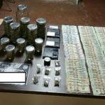 Arrestan sujeto por sustancias controladas en Vieques