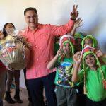 Estudiantes de Luquillo estrenan las facilidades del Centro de Arte y Cultura con una Obra de Navidad