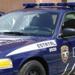 Agentes sufren accidente en Carolina