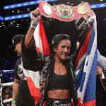 Retiene su corona la campeona mundial Amanda Serrano