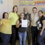 Proyecto comunitario en Canóvanas recibe donativo de cinco mil dólares