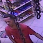Queda retrata'o sujeto sospechoso de asalto en garage de Arecibo (Video de vigilancia)