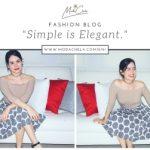 Publican nuevo blog de moda para chicas petite