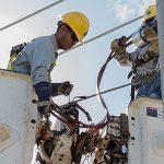 Río Grande quiere más luz: Actualizan trabajos que realizan brigadas