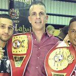 Yenifel 'El Rayo' Vicente y Wilfredo 'Bimbito' Méndez ganan combates en República Dominicana