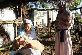 Curioso nacimiento viviente en Vega Alta