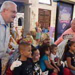 Llegan los Tres Reyes Magos de Juana Díaz hasta el Capitolio