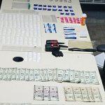 Arrestan féminas con gran cantidad de drogas y dinero en Humacao