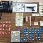 Arresto por Sustancias Controladas y Ley de Armas