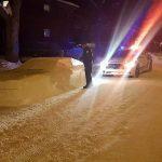 """Policías confunden """"auto"""" de nieve… e Internet no para de reír"""