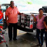 EC Waste y el Municipio de Humacao entregan generadores eléctricos